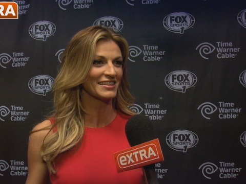 Which Supermodel Does Erin Andrews Have a Total Girl Crush On?