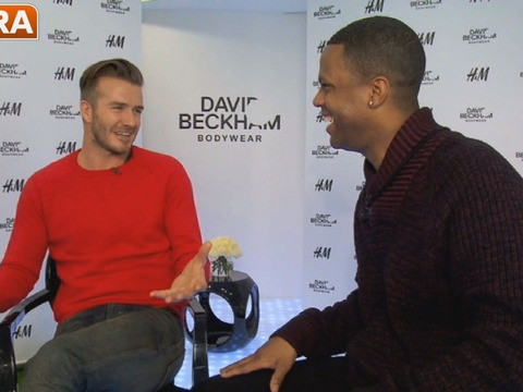 Fans Want to See David Beckham Uncovered in H&M Ad!