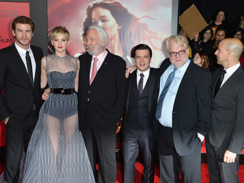 Philip Seymour Hoffman Death: 'Hunger Games' Star Jennifer Lawrence, Others React
