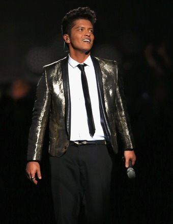 Bruno Mars Tackles Super Bowl Halftime Show!