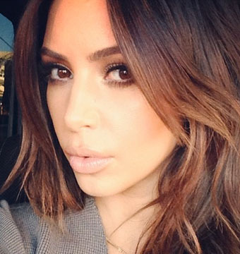 Does Kim Kardashian Hate Her Hair Transformation?