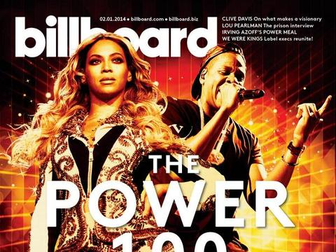 Beyoncé and Jay Z Are Billboard's Power Couple