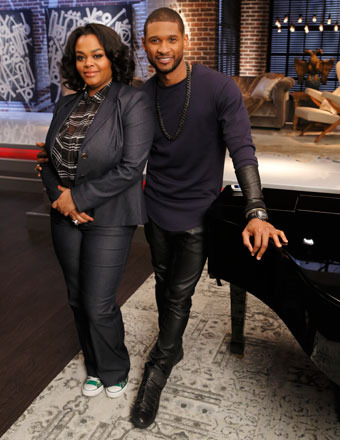 'The Voice': Jill Scott Joins Team Usher as Guest Mentor!