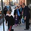 Philip Seymour Hoffman's Family, Friends Attend Wake