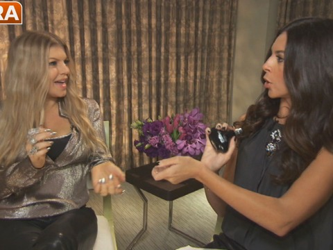 Fergie Opens Up About Her Baby, Fragrance, and Getting Back in the Studio