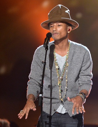 Pharrell Williams and Others to Perform at NBA All-St