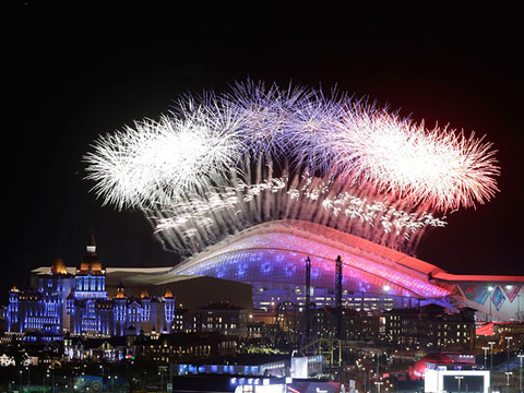 Olympic Opening Ceremony 2014! See the Pics from Sochi