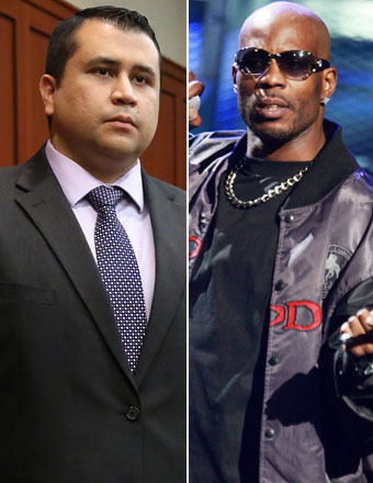 Boxing Match Between George Zimmerman and DMX Canceled