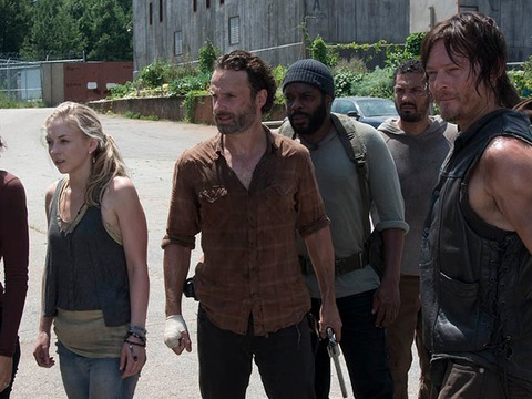 'The Walking Dead': Burning Questions for the Mid-Season Premiere!