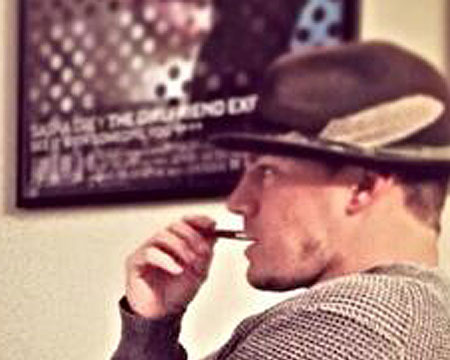 Pic! Channing Tatum Starts Writing 'Magic Mike 2'… in a Fedora