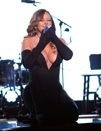 Mariah Carey's Crazy Sexy Dress and Other Moments at the BET Honors 2014