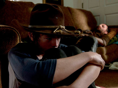 'The Walking Dead': Our Favorite Moments from the Mid-Season Premiere