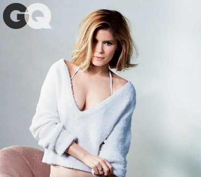 Kate Mara, Sexy and Pantless, Talking 'Addictive' Second Season of 'House of Cards'
