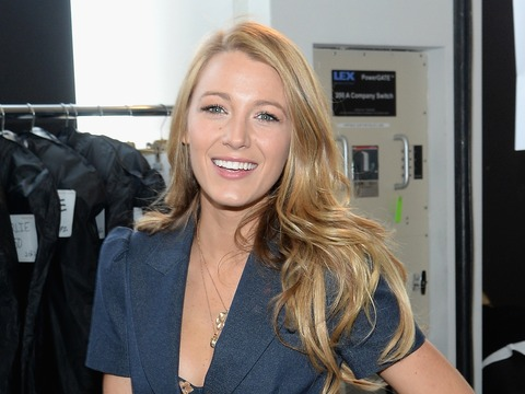 Blake Lively Has Something Sweet Planned for Valentine's Day