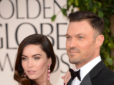 It's Another Boy for Megan Fox and Brian Austin Green!