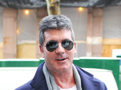 New Dad Simon Cowell Welcomes His Son!