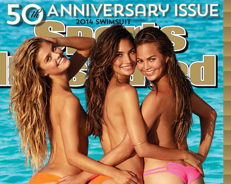 Cheeky Pic! See the Hot New Sports Illustrated Swimsuit Issue Cover
