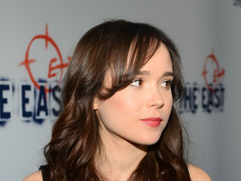 Ellen Page Comes Out in an Emotional, Poignant Speech