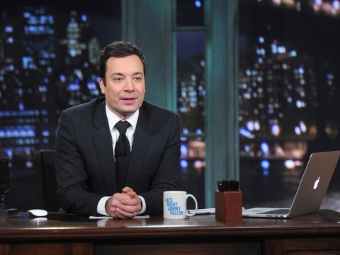 Jimmy Fallon 'Freaking Out' over 'Tonight Show' Debut