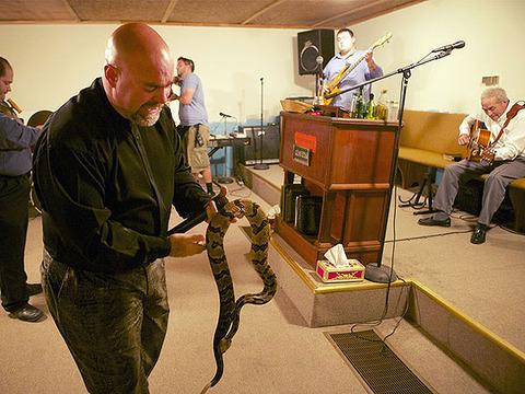 'Snake Salvation' Star Jamie Coots Dies from Snake Bite