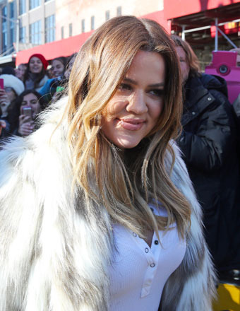 Why Is Everyone Talking About Khloé Kardashian's 'Fur' Coat?
