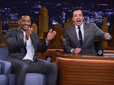 Jimmy Fallon Kicks Off 'The Tonight Show'! Watch the Must-See Moments