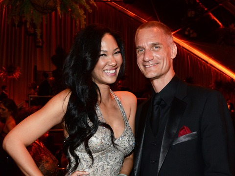 Kimora Lee Simmons Secretly Married, and You'll Never Guess Who Spilled the Beans!