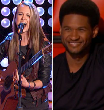 Did Usher Just Call the Winner of 'The Voice' Season 6? See the Video!