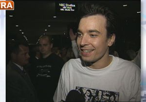 #ThrowbackThursday! Jimmy Fallon in His 'SNL' Days