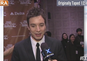 #ThrowbackThursday! Jimmy Fallon Talks New Year's Resolutions