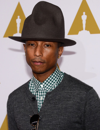 Do You Want Pharrell Williams' Hat? It's for Sale!