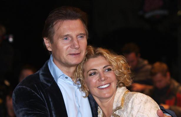 Liam Neeson's Heartbreak Five Years After Wife Natasha Richardson's Death