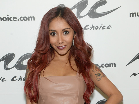 Report: Snooki Secretly Pregnant with Second Child!
