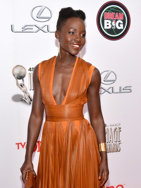 Fashion Alert! Lupita Nyong'o, Oprah Winfrey Wow at the NAACP Image Awards