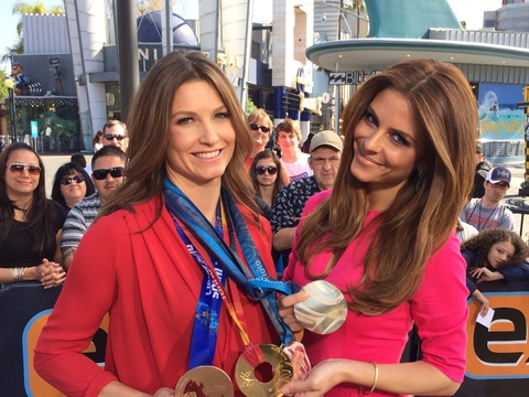 Olympic Skier Considers Competing on 'DWTS'