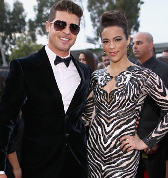 Robin Thicke and Paula Patton Divorce: How Much Is at Stake?