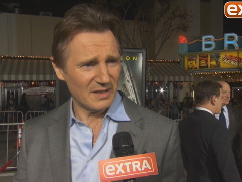 Liam Neeson's Real Life 'Non-Stop' Moment, The Scariest Flight He's Ever Been On