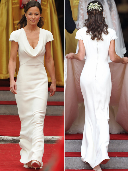 Pippa Middleton's Bum Takes Over the Internet… Again!
