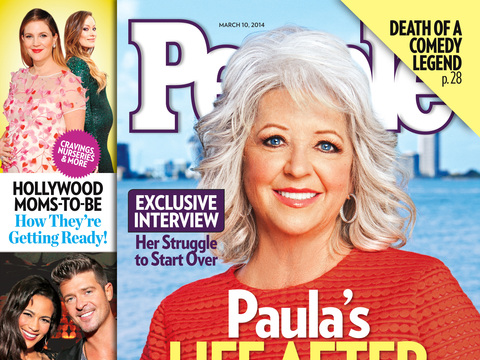 Paula Deen Says Her Struggles Are Akin to Football Star Michael Sam's Coming Out