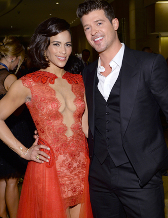 Robin Thicke's Plan to Win Back Paula Patton