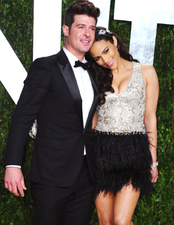 Bad Behavior to Blame in Robin Thicke, Paula Patton Split