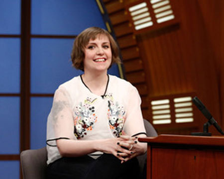 Lena Dunham Describes Fear over TSA Run-In: 'They're Gonna Amanda Knox Me'