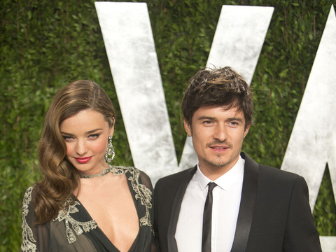 Was Orlando Bloom Jealous of Miranda Kerr's Friendship with Justin Bieber?