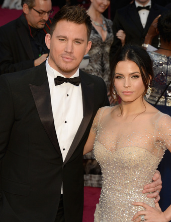 Channing Tatum and Jenna Dewan Gush over Baby Everly