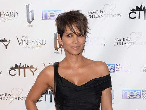 Halle Berry Says Son Maceo Is 'Fantastic'