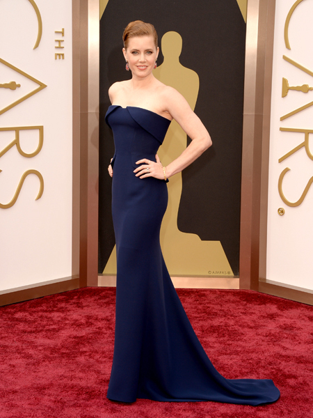 Pics! Stars Walk the 2014 Oscars Red Carpet