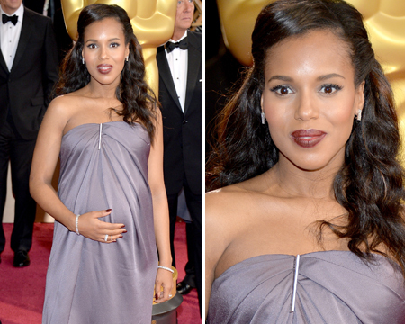 See the Best-Dressed Oscar Baby Bumps!