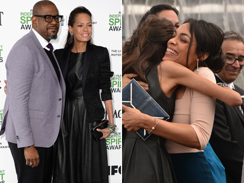 Forest Whitaker's Wife Sparks Concern After Shocking Weight Loss