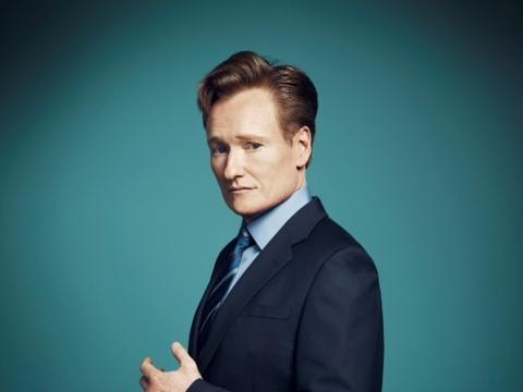 Conan O'Brien Set to Host 2014 MTV Movie Awards