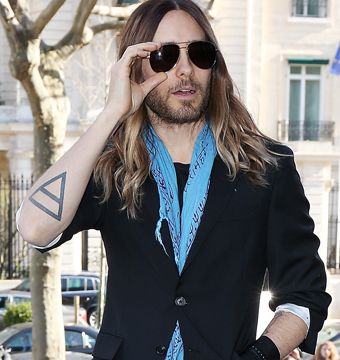 Jared Leto Says He Is Looking for the One...